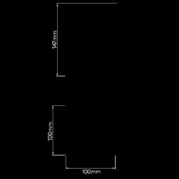 Схема с размерами Astro 1240030