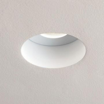 Встраиваемый светильник Astro Trimless 1248001 (5623), IP65, 1xGU5.3x50W, белый, металл