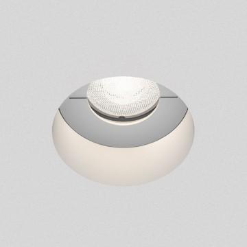Встраиваемый светильник Astro Trimless 1248002 (5624), IP65, 1xGU10x6W, белый, металл