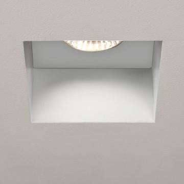 Встраиваемый светильник Astro Trimless 1248005 (5670), IP65, 1xGU10x6W, белый, металл