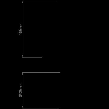Схема с размерами Astro 1248006
