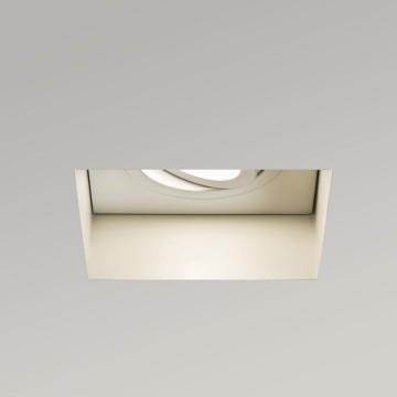 Встраиваемый светильник Astro Trimless 1248007 (5680), 1xGU10x50W, белый, металл