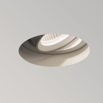 Встраиваемый светодиодный светильник Astro Trimless 1248010 (5700), LED 6,8W 2700K 527.8lm CRI80, белый, металл