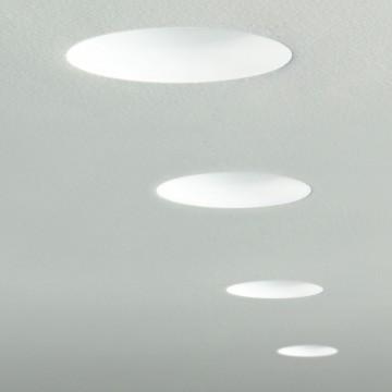 Встраиваемый светодиодный светильник Astro Trimless 1248011 (5702), LED 6,8W 2700K 454.73lm CRI80, белый, черно-белый, металл - миниатюра 2