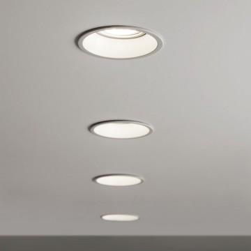 Встраиваемый светильник Astro Minima 1249002 (5643), 1xGU10x50W, белый, металл
