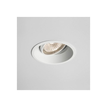 Встраиваемый светильник Astro Minima 1249003 (5665), 1xGU10x50W, белый, металл