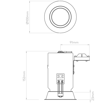 Схема с размерами Astro 1249008