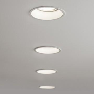 Встраиваемый светильник Astro Minima 1249010 (5741), 1xGU10x50W, белый, металл