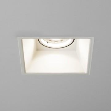 Встраиваемый светильник Astro Minima 1249011 (5742), 1xGU10x50W, белый, металл