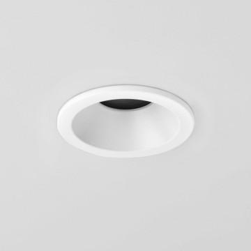 Встраиваемый светильник Astro Minima 1249012 (5745), IP65, 1xGU10x50W, белый, черно-белый, металл