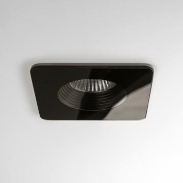 Встраиваемый светодиодный светильник Astro Vetro 1254008 (5732), IP65, LED 6W 2700K 594lm CRI80, черный, стекло
