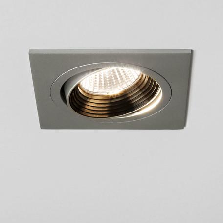 Встраиваемый светодиодный светильник Astro Aprilia 1256006 (5694), IP21, LED 7W, 3000K (теплый), алюминий, металл