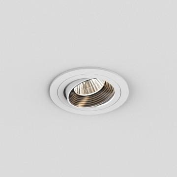 Встраиваемый светодиодный светильник Astro Aprilia 1256013 (5725), LED 6,1W 2700K 604.8lm CRI80, белый, металл