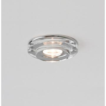Встраиваемый светильник Astro Mint 5581, IP65, прозрачный, стекло