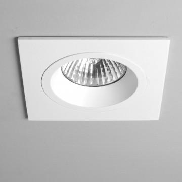 Встраиваемый светильник Astro Taro 1240014 (5640), 1xGU10x50W, белый, металл