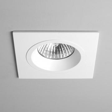 Встраиваемый светильник Astro Taro 1240026 (5674), 1xGU10x50W, белый, металл