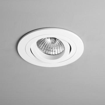 Встраиваемый светильник Astro Taro 1240028 (5676), 1xGU10x50W, белый, металл