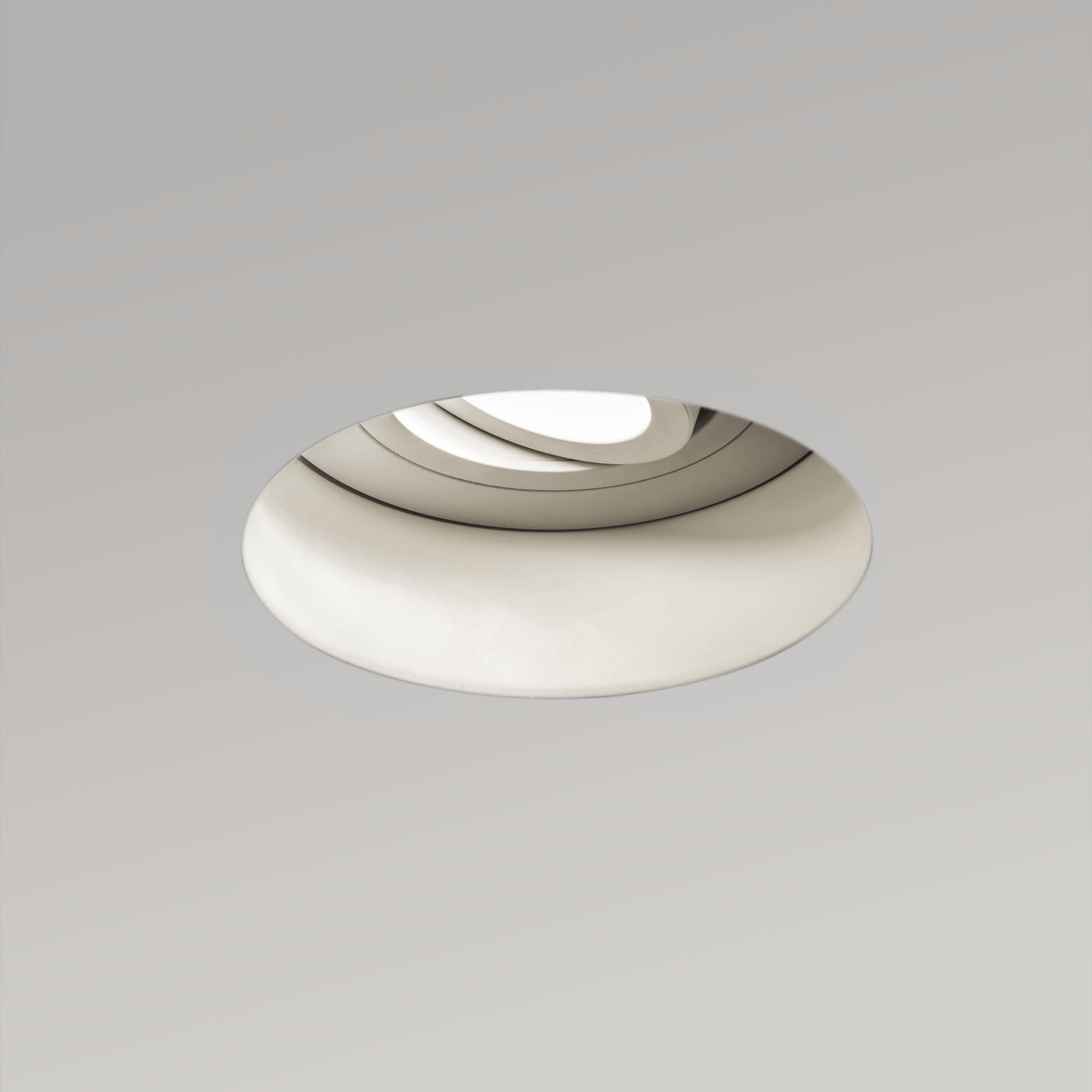 Встраиваемый светильник Astro Trimless 1248006 (5679), 1xGU10x50W, белый, металл - фото 1