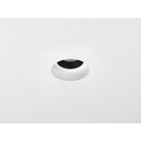 Встраиваемый светодиодный светильник Astro Trimless 1248011 (5702), LED 6,8W 2700K 454.73lm CRI80, белый, черно-белый, металл
