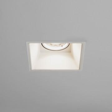 Встраиваемый светильник Astro Minima 1249007 (5738), 1xGU10x50W, белый, металл