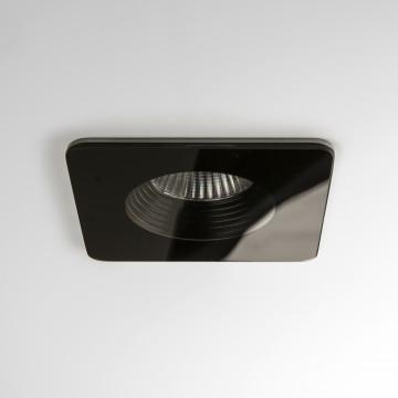 Встраиваемый светодиодный светильник Astro Vetro 1254017 (5755), IP65, LED 6W 3000K 629.3lm CRI80, черный, стекло