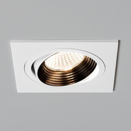 Встраиваемый светодиодный светильник Astro Aprilia 1256014 (5726), LED 6,1W 2700K 604.8lm CRI80, белый, металл
