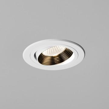 Встраиваемый светодиодный светильник Astro Aprilia 1256020 (5750), IP21, LED 6,1W 3000K 627.7lm CRI80, белый, металл
