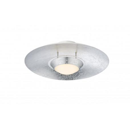 Потолочный светодиодный светильник Globo Ätna 41903D, LED 18W 3000K 1440lm, металл, пластик