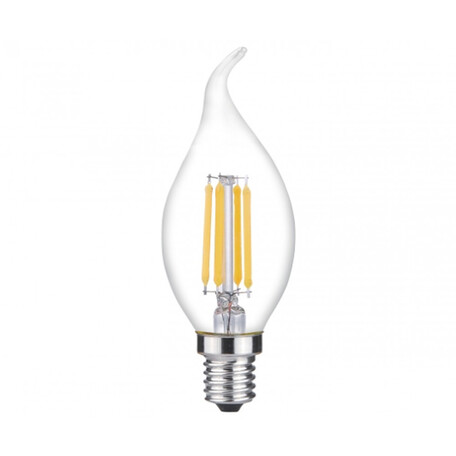 Филаментная светодиодная лампа Kink Light 098356-2,21 E14 6W 2700K (теплый)