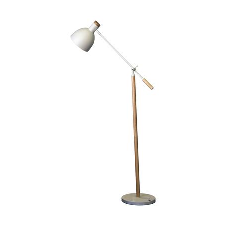 Торшер Kink Light Дели 07030,01, 1xE27x40W