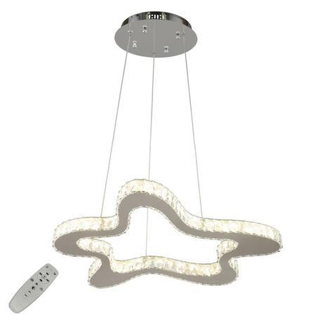 Подвесной светодиодный светильник Omnilux Oneto OML-00303-144, LED 144W 3000-4200K 7920lm