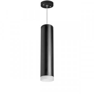 Подвесной светильник Lightstar Rullo RP49730, 1xGU10x50W, черный, металл