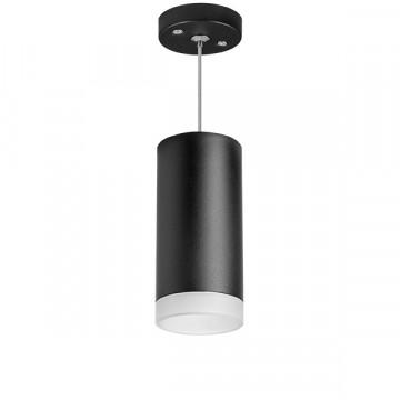 Подвесной светильник Lightstar Rullo RP648780, 1xGU10x50W, черный, металл