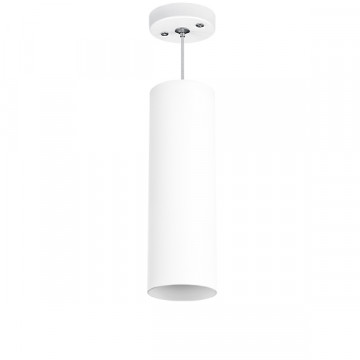 Подвесной светильник Lightstar Rullo RP6496, 1xGU10x50W, белый, металл
