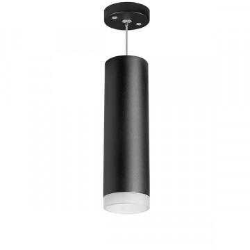 Подвесной светильник Lightstar Rullo RP649780, 1xGU10x50W, черный, металл