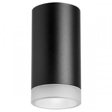 Потолочный светильник Lightstar Rullo R43730, 1xGU10x50W, черный, металл