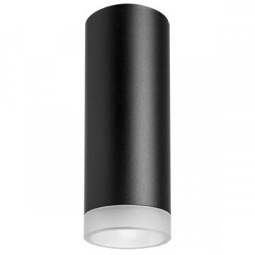 Потолочный светильник Lightstar Rullo R48730, 1xGU10x50W, черный, металл