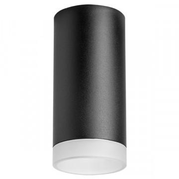 Потолочный светильник Lightstar Rullo R648780, 1xGU10x50W, черный, металл