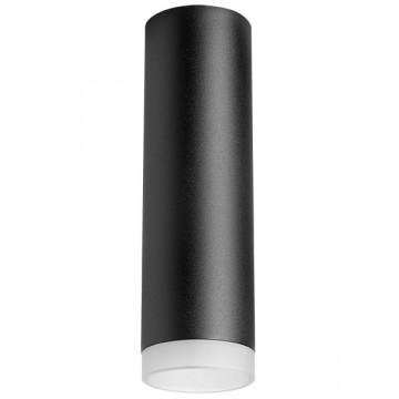 Потолочный светильник Lightstar Rullo R649780, 1xGU10x50W, черный, металл
