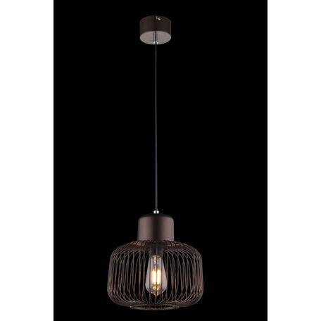 Подвесной светильник Globo Akin 54801H2, 1xE27x60W, металл