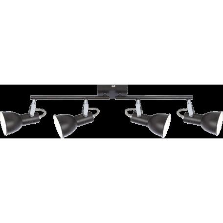 Потолочный светильник с регулировкой направления света Globo Xenia 54643-4, 4xE14x40W, металл
