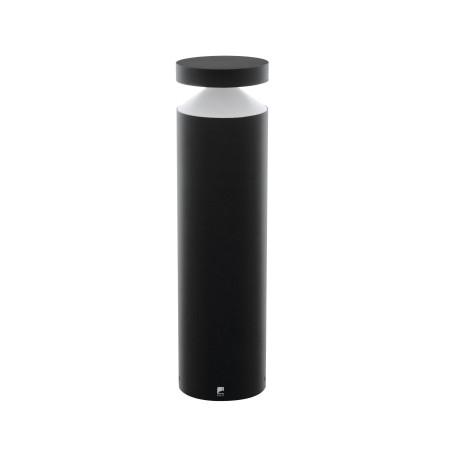 Садово-парковый светодиодный светильник Eglo Melzo 97632, IP44, LED 11W 3000K 950lm, черный, прозрачный, металл, пластик