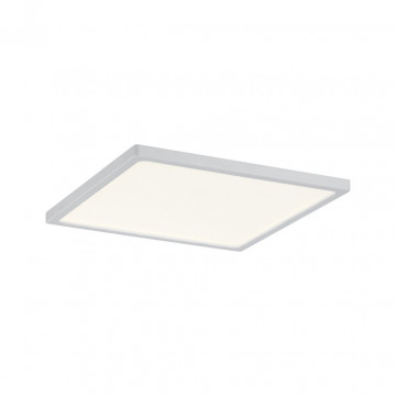 Светодиодная панель Paulmann Panel Areo IP44 dimmable 92938, IP44, LED 8W, белый, металл с пластиком