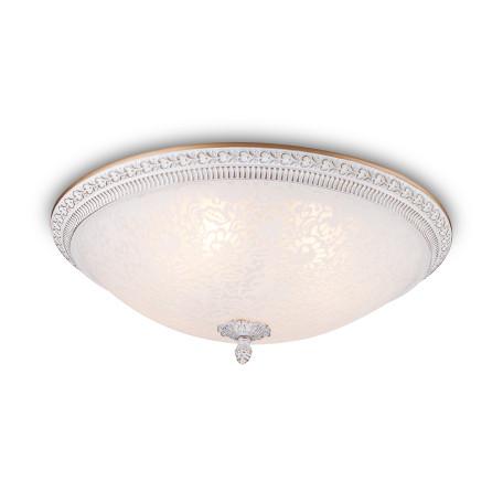 Потолочный светильник Maytoni Classic Pascal C908-CL-04-W (CL908-04-W), 4xE27x40W, белый, металл, стекло