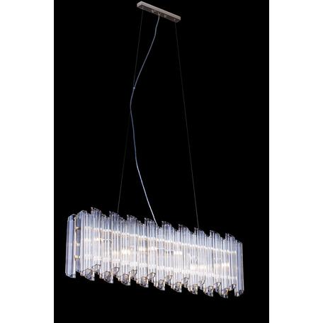 Подвесной светильник Lucia Tucci Illuminazione Rumba 1052.6 chrome, 6xE14x40W