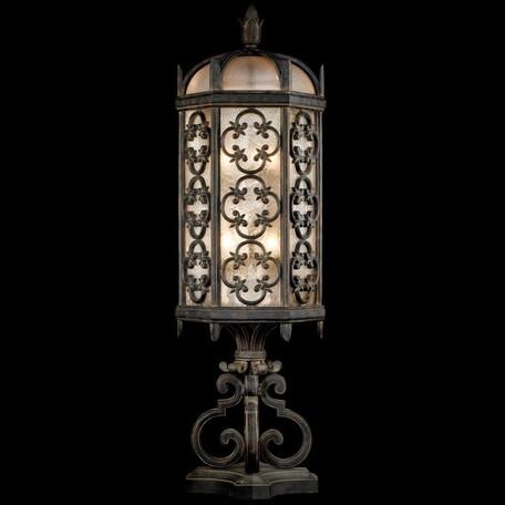 Садово-парковый светильник Fine Art Lamps Costa Del Sol 324980, 3xE14x60W