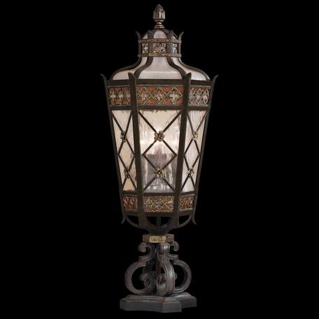 Садово-парковый светильник Fine Art Lamps Chateau 403983, 5xE14x60W