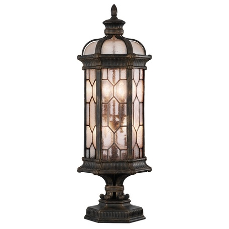 Садово-парковый светильник Fine Art Lamps Devonshire 414483-1, 4xE14x60W