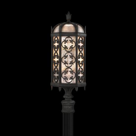 Садово-парковый светильник Fine Art Lamps Costa Del Sol 541480, 3xE14x60W