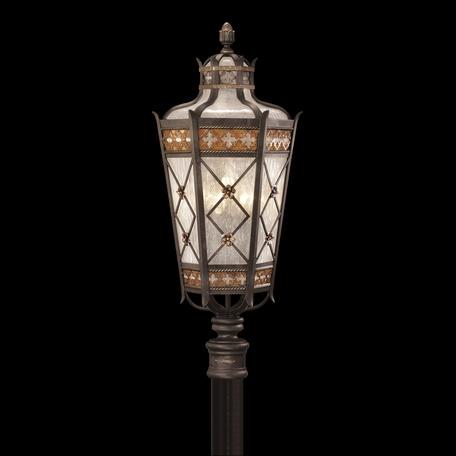Садово-парковый светильник Fine Art Lamps Chateau 541680, 5xE14x60W